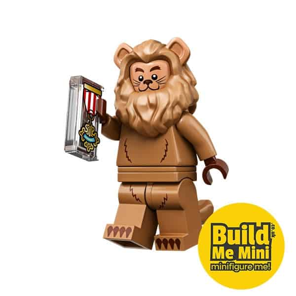 LEGO Movie 2 Minifigures Series The Wizard of Oz – The Cowardly Lion