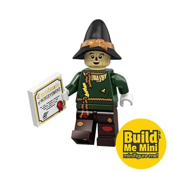 LEGO Movie 2 Minifigures Series The Wizard of Oz – The Scarecrow