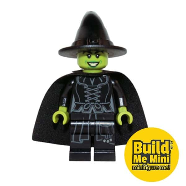 LEGO Movie The Wizard of Oz – Wicked Witch